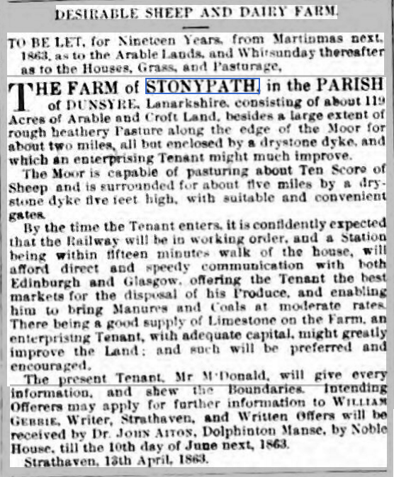 hamilton-advertiser-18-april-1863-desirable-sheep