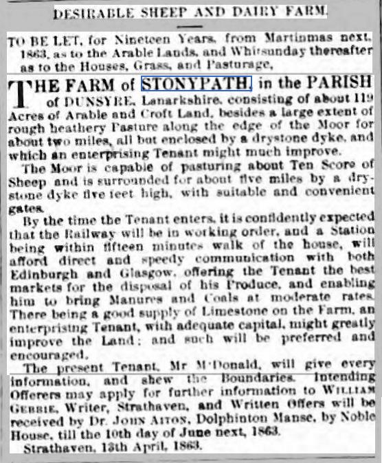 hamilton-advertiser-18-april-1863-desirable-sheep