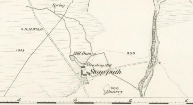 lanarkshire-sheet-21-survey-1859-published-1864